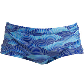 Funky Trunks Plain Front Trunks Men, cold current